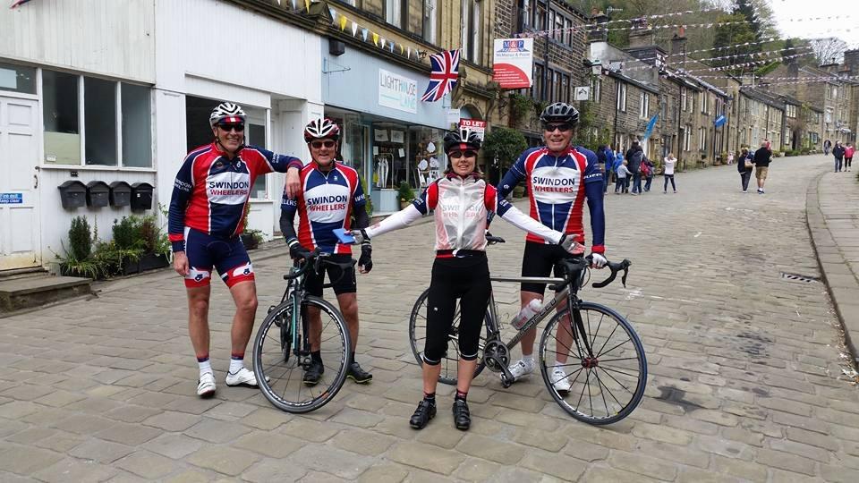 Tour de Yorkshire club trip
