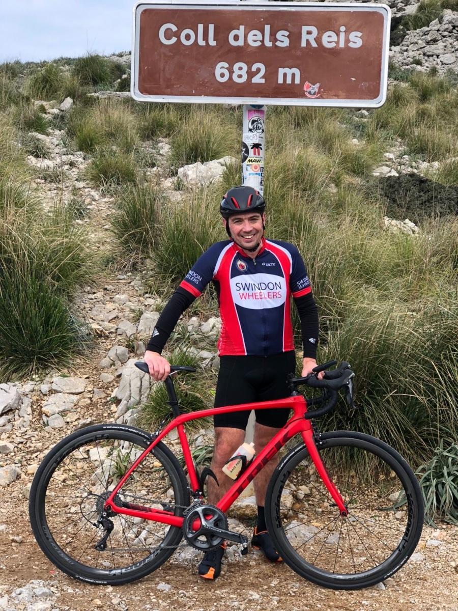 Wheeler in Majorca