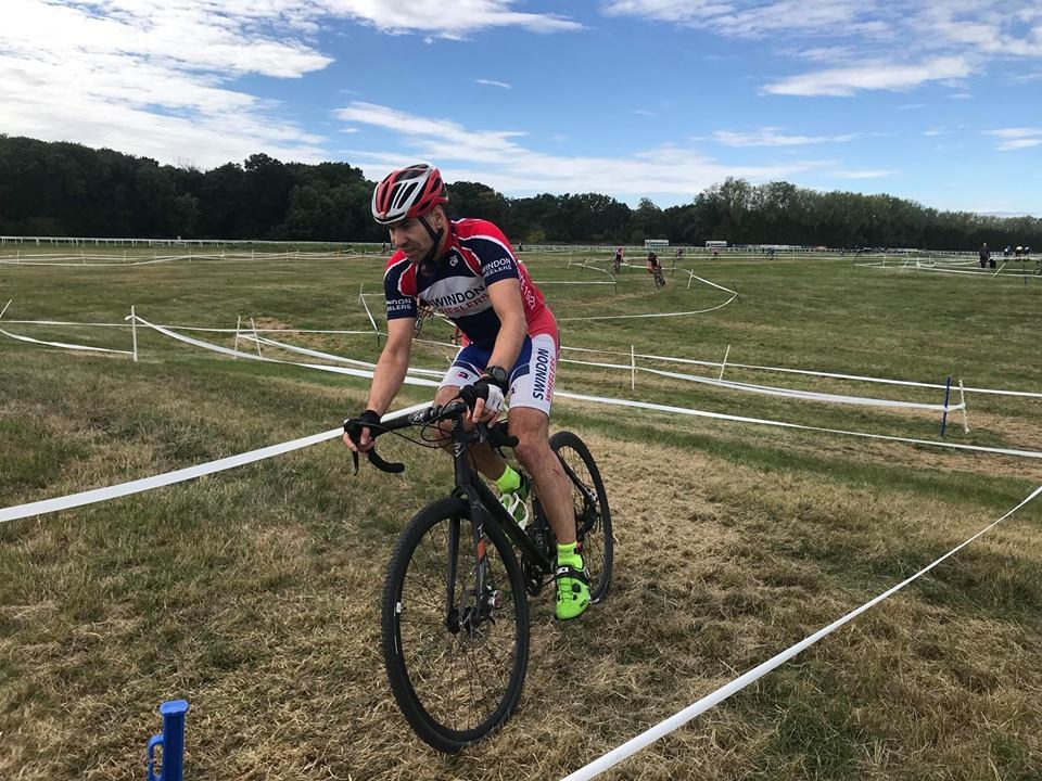 Wheelers at cyclocross