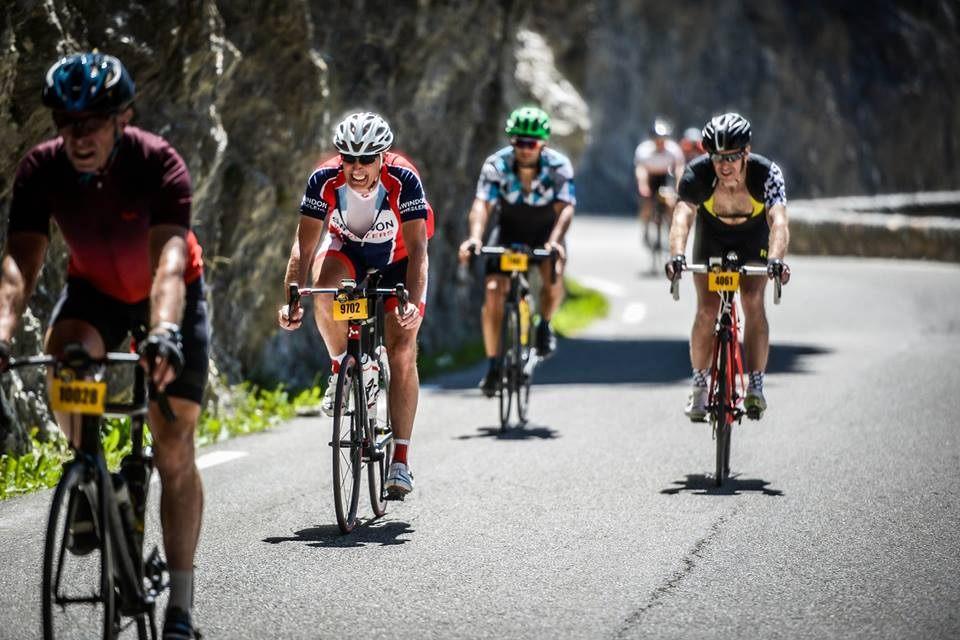 L'Etape du Tour sportive
