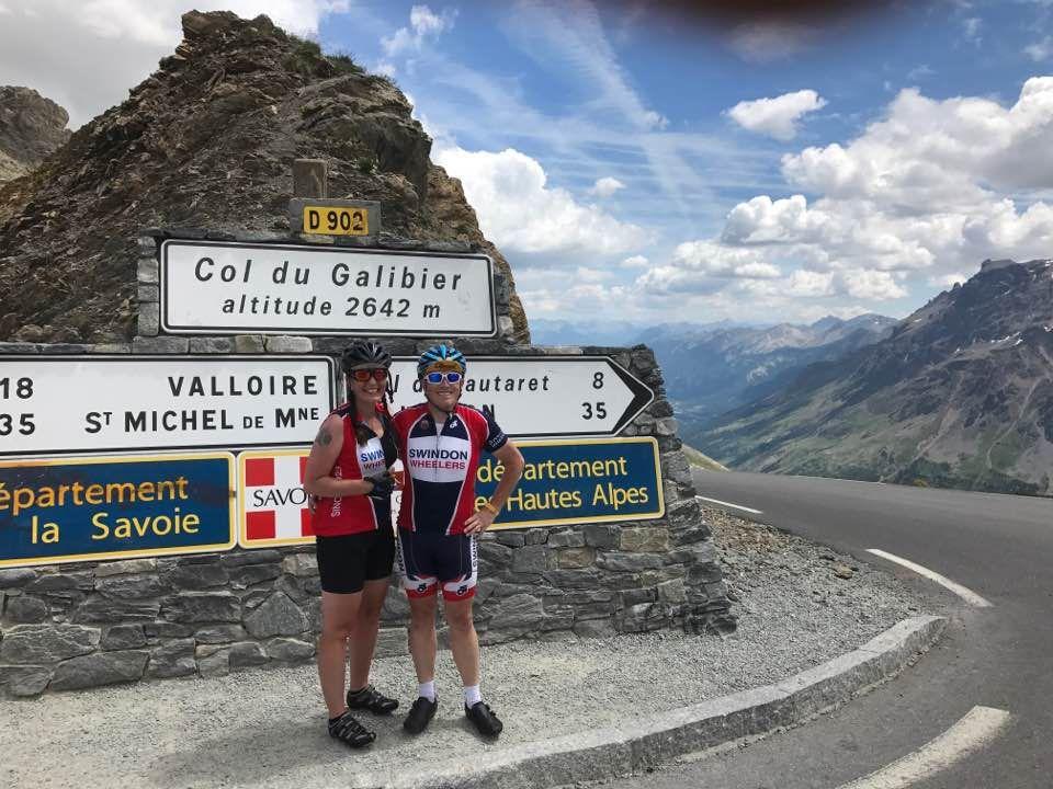 Alps club trip
