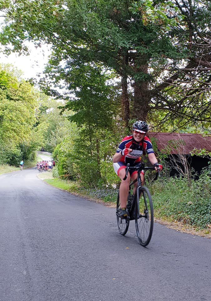 Swindon Wheelers Hill Climb