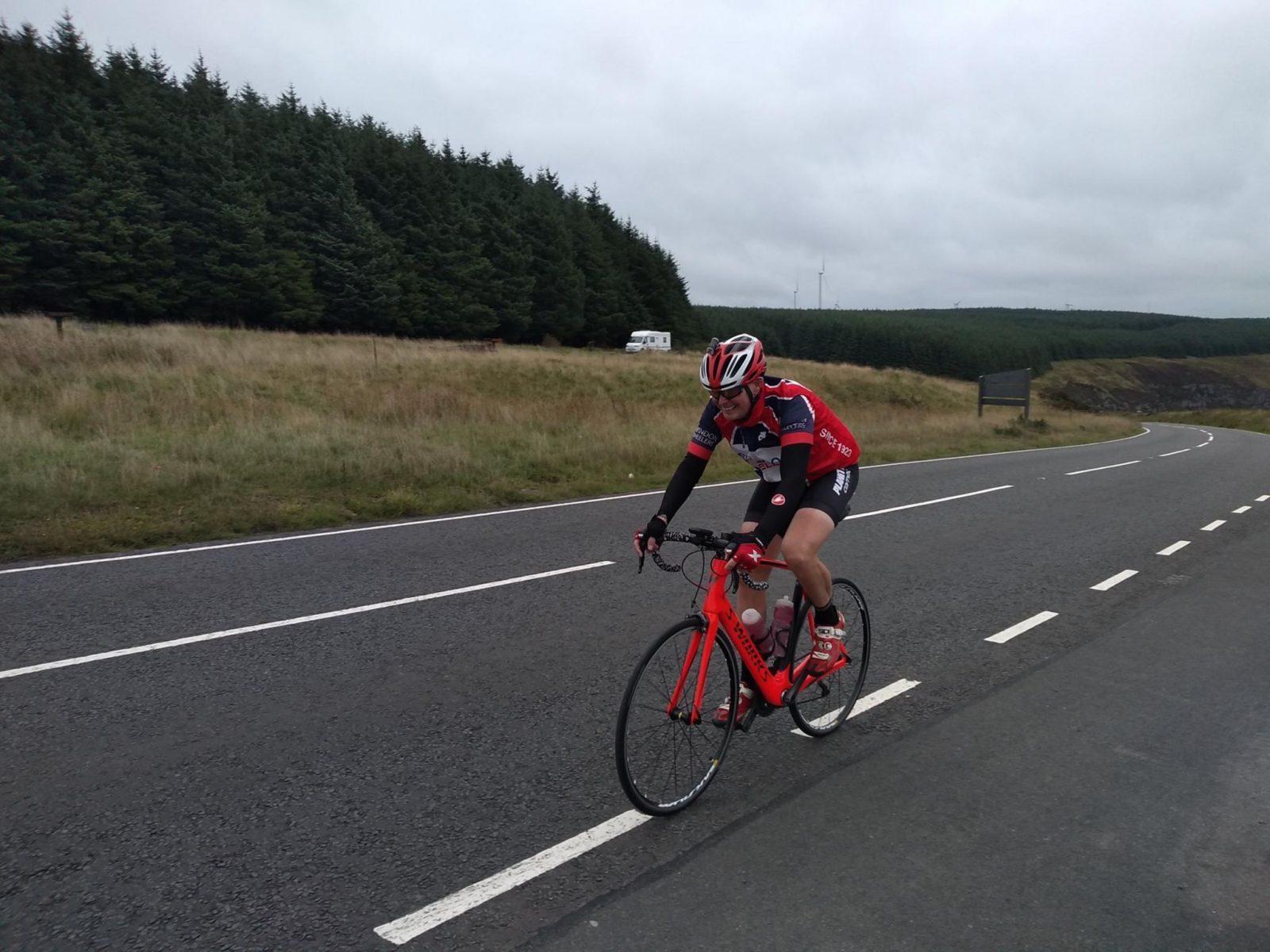 Wheeler in Wales